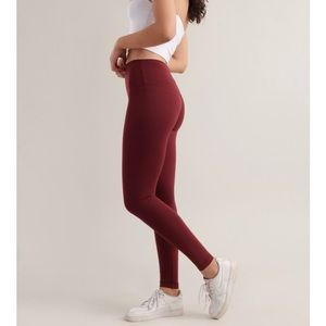 Garage power-up ultra high rise active leggings